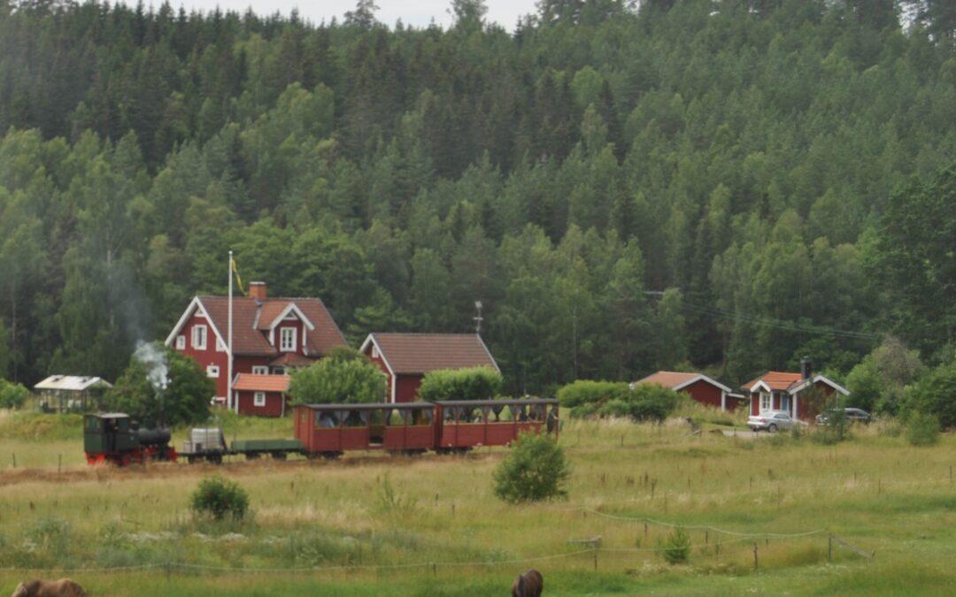 Journalistbesök i Lakvik
